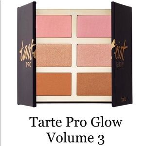🎉2 DAY SALE🎉 Tarte Pro Glow Cheek Palette Vol. 3